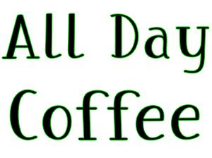 All Day Coffee / 1000g