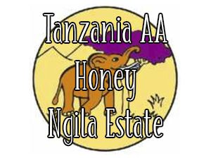 Tanzania AA Honey Ngila Estate/ 1000g